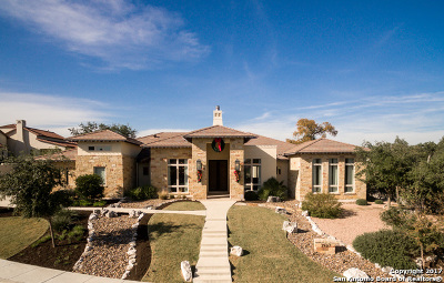 Cibolo Canyons Single Family Home Back on Market: 3927 El Chamizal
