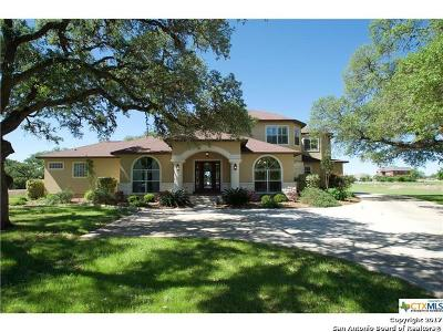 New Braunfels Single Family Home For Sale: 692 Cambridge Dr
