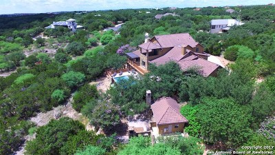 San Antonio Single Family Home Back on Market: 23508 Wilderness Paw