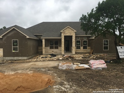 Havenwood At Hunters Crossing Single Family Home For Sale: 1128 Spanish Trl