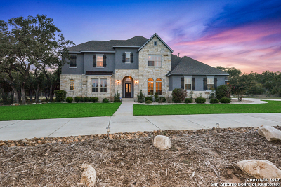 New Braunfels Single Family Home For Sale: 26107 Park Bend Dr