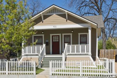 San Antonio Single Family Home Back on Market: 401 Grove Ave