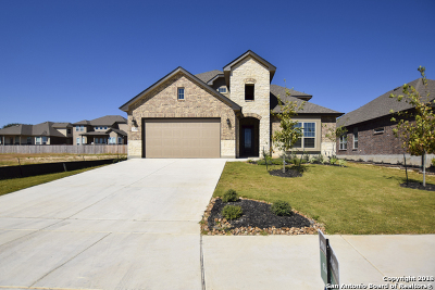 Cibolo Single Family Home For Sale: 249 Calera Cove