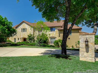 Boerne TX Single Family Home For Sale: $1,199,000