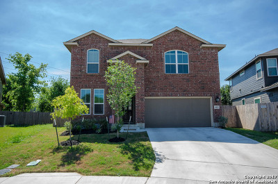 Bexar County Single Family Home For Sale: 4426 Hogg