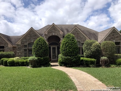 San Antonio Single Family Home Back on Market: 1 Inwood Point Dr