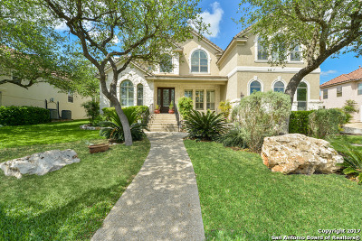 Single Family Home For Sale: 2711 Winding View