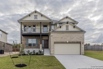 Schertz Single Family Home For Sale: 4937 Battle Lake