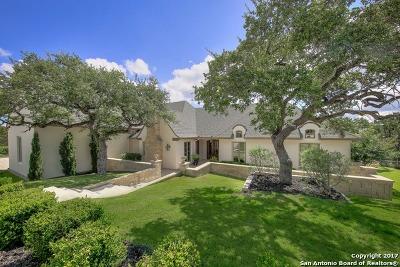 Boerne Single Family Home For Sale: 77 Upper Balcones Road