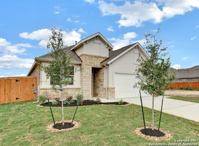 Single Family Home For Sale: 8218 Lajitas Bend