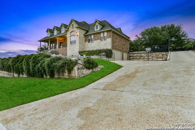 Boerne Single Family Home For Sale: 9006 Woodland Pass