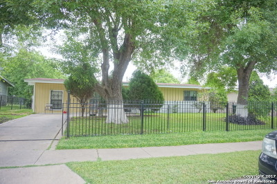 Single Family Home For Sale: 6151 Cedar Valley Dr