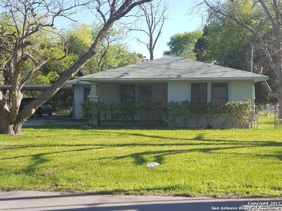 Single Family Home For Sale: 4202 Chandler Rd