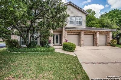 San Antonio Single Family Home Back on Market: 8 Granburg Cir