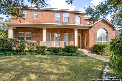 Single Family Home For Sale: 2018 Cactus Blf