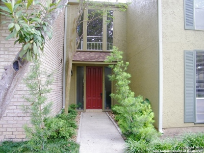 San Antonio Condo/Townhouse Back on Market: 3678 Hidden Dr. #5-01