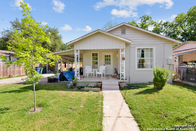 San Antonio Single Family Home For Sale: 434 Hazel St