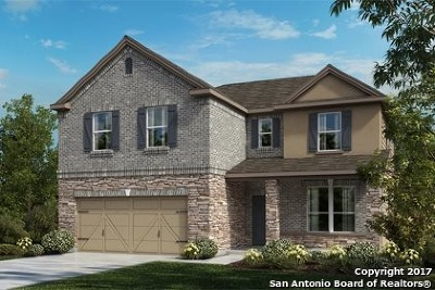 Bexar County Single Family Home Back on Market: 207 Anchor Bluff