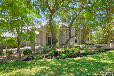 Bexar County Single Family Home For Sale: 11661 Elm Ridge Rd