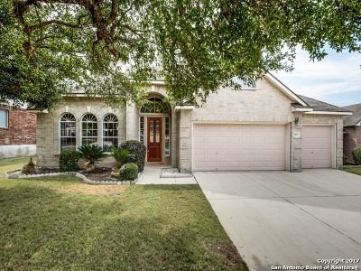 Single Family Home For Sale: 24806 Cloudy Creek