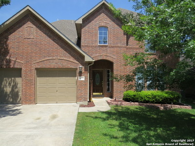 Schertz Single Family Home Price Change: 2524 Woodbridge Way