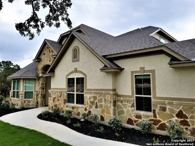 Comal County Single Family Home For Sale: 5665 High Forest