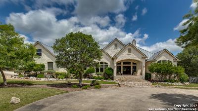 Cordillera Ranch Single Family Home For Sale: 1521 Cordillera Trce