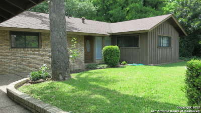 Guadalupe County Single Family Home For Sale: 1017 Nolan St