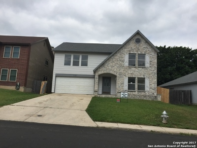 Single Family Home For Sale: 13211 Lost Lake Dr