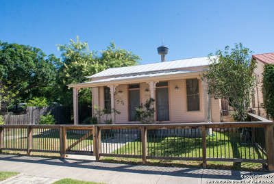 Single Family Home For Sale: 315 Barrera St