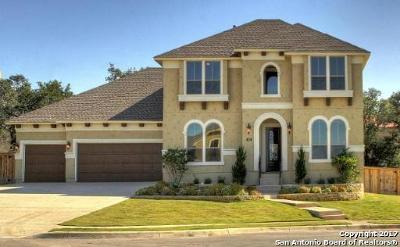 Bexar County Single Family Home Active RFR: 502 Canyon Rise