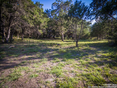 New Braunfels Residential Lots & Land Back on Market: 826 Gumnut Grove
