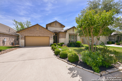 Boerne Single Family Home Back on Market: 27626 Dana Creek Dr