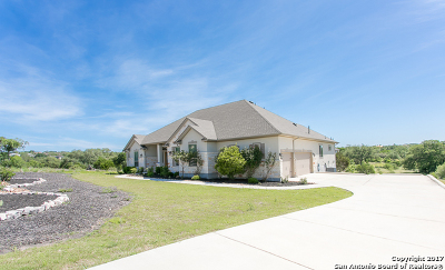 Comal County Single Family Home For Sale: 1521 Tramonto