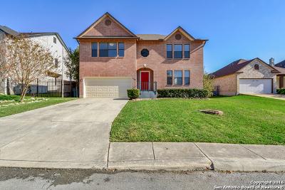 San Antonio Single Family Home For Sale: 7434 Legend Point Dr