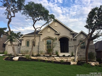 Cibolo Canyons Single Family Home Price Change: 4112 Valleverde View
