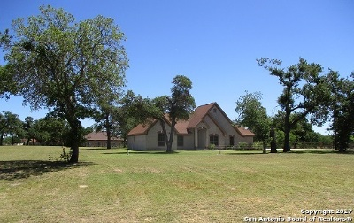 Single Family Home Price Change: 108 Abrego Rdg Dr