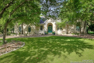 San Antonio Single Family Home Back on Market: 26105 Mesa Oak