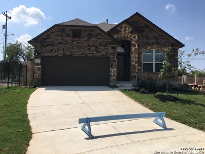 San Antonio Single Family Home Back on Market: 5719 Shiraz Cove