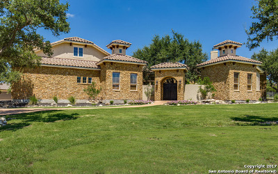 Boerne Single Family Home For Sale: 444 Ranch Pass