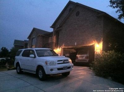 Helotes Single Family Home For Sale: 8527 Magdalena Run