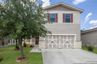 Trails Of Herff Ranch Single Family Home For Sale: 140 Lilly Creek