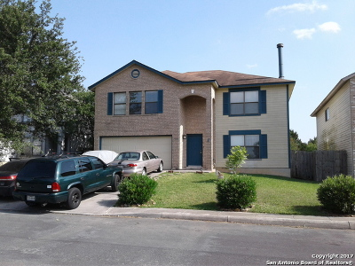 Single Family Home For Sale: 7702 Woller Trl