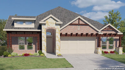San Marcos Single Family Home For Sale: 1404 Madrid Trace
