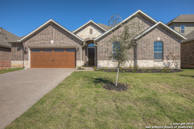 San Marcos Single Family Home For Sale: 1408 Madrid Trace