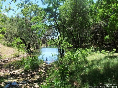 Comal County Residential Lots & Land For Sale: 1406 Canyon Lake Dr