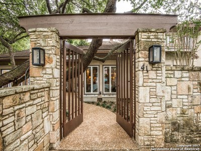 San Antonio Condo/Townhouse Back on Market: 8000 Donore Pl #41