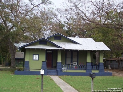 Comal County Commercial For Sale: 548 Rusk St
