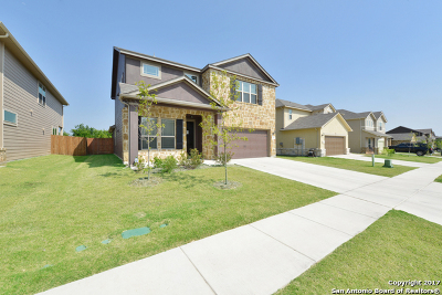 Converse Single Family Home For Sale: 7746 Brigadier Pass