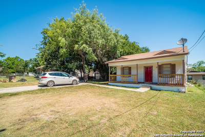 San Antonio Single Family Home For Sale: 9591 Cross Rdg